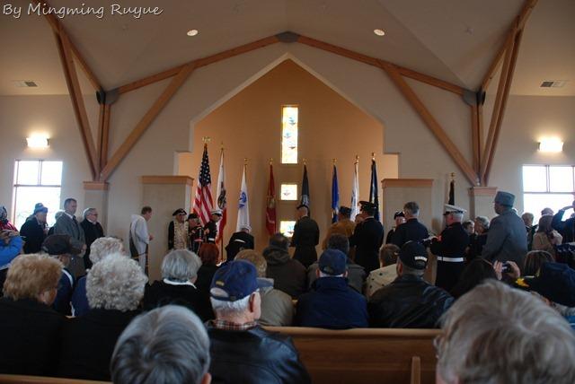 veterans chapel